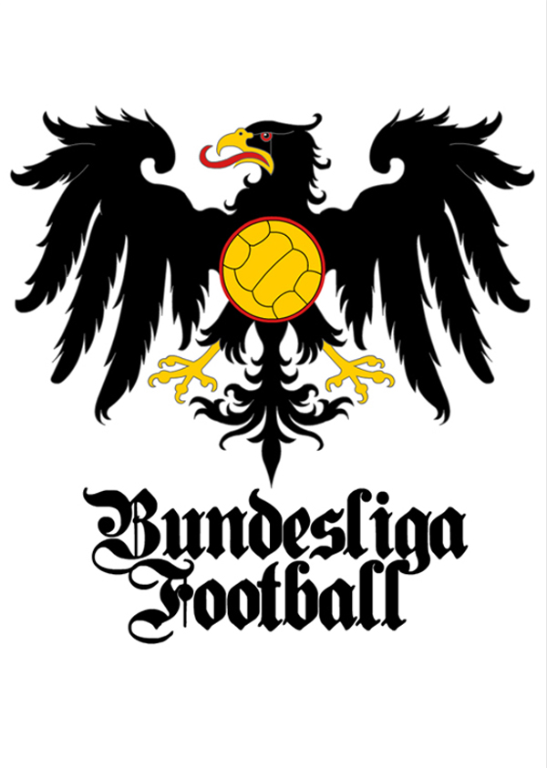 Bundesliga Football Logo
