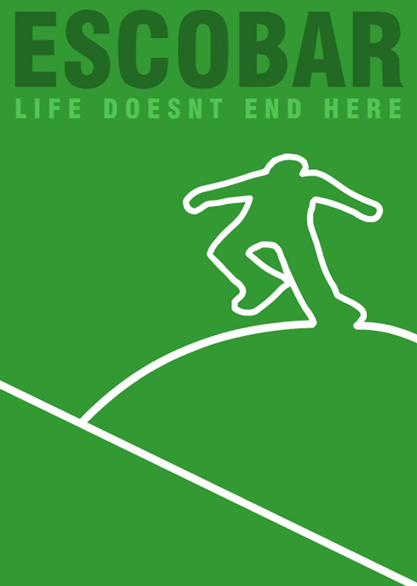 Andrés Escobar – Life Doesn't End Here