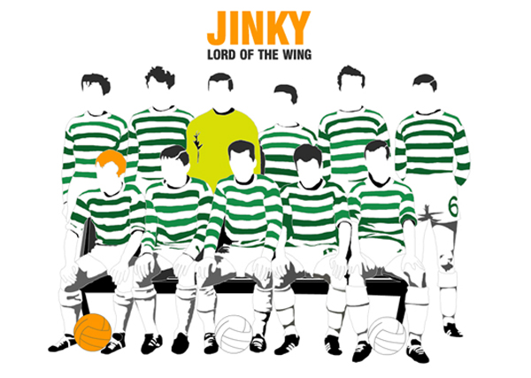 Jinky Johnstone – Lord of the Wing