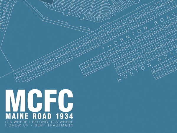 The Homesick Project – Maine Road