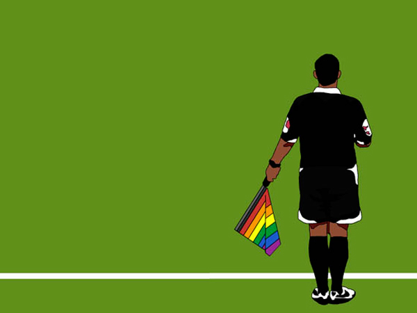 Gay For Soccer – Faux Campaign