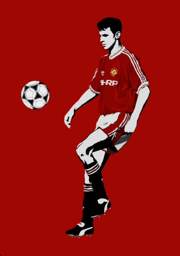 Ryan Giggs – The Evergreen Red